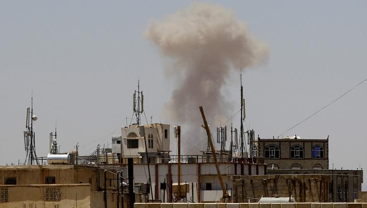 Удары ВВС коалиции по Йемену почти полностью лишили повстанцев оружия
