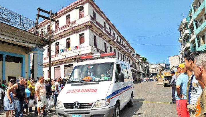 ДТП с автобусом на Кубе: не менее шести человек погибли, 30 получили травмы
