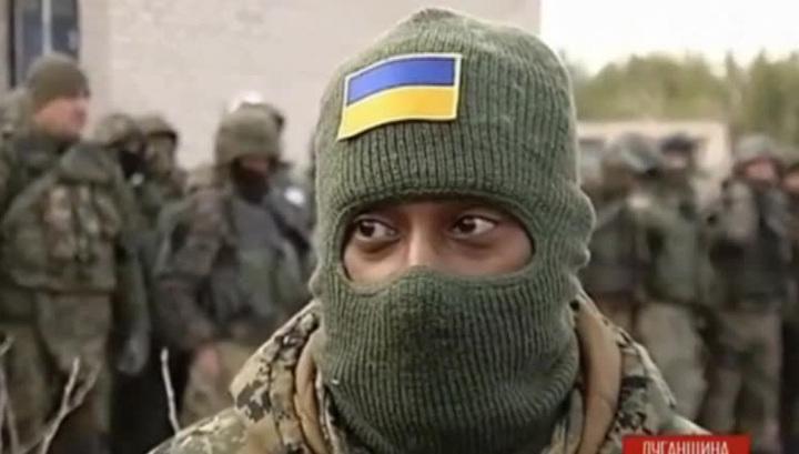 Киев легализовал иностранных наемников