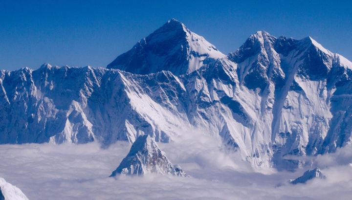 Британский альпинист покорил Эверест и умер