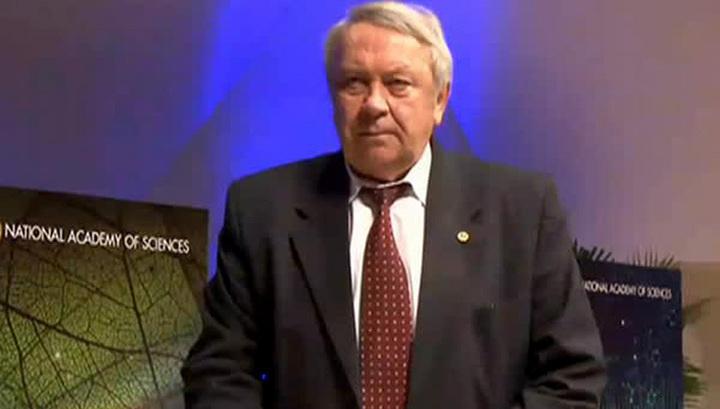 Президент РАН Владимир Фортов стал членом Национальной академии наук США