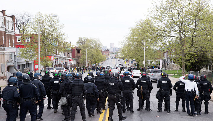 СМИ: с начала 2015 года полицейские США убили более 380 человек