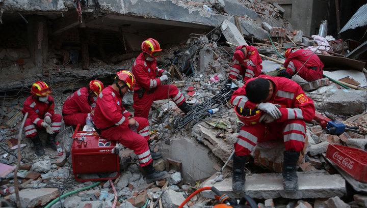 Число жертв непальского землетрясения может достичь 10 тысяч человек