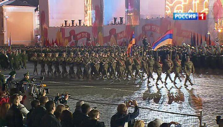 9 дней до Дня Победы: в России проходят репетиции парада