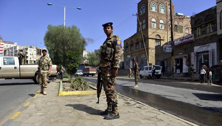 Возле российского посольства в Йемене прогремел мощный взрыв