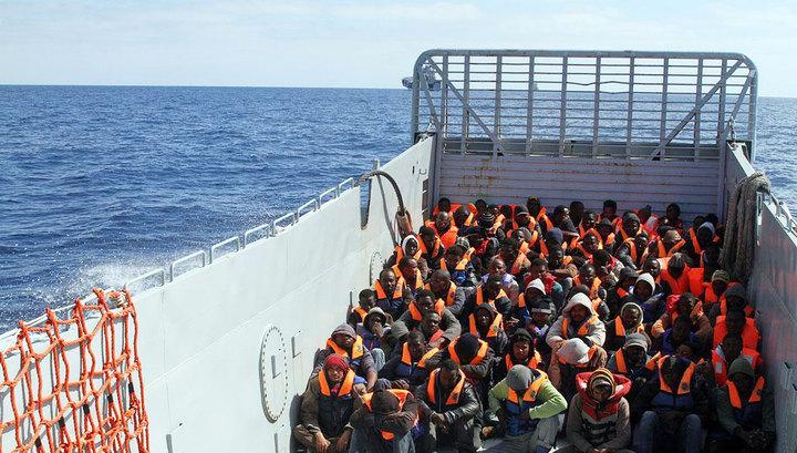 Италия и Австрия поссорились из-за мигрантов