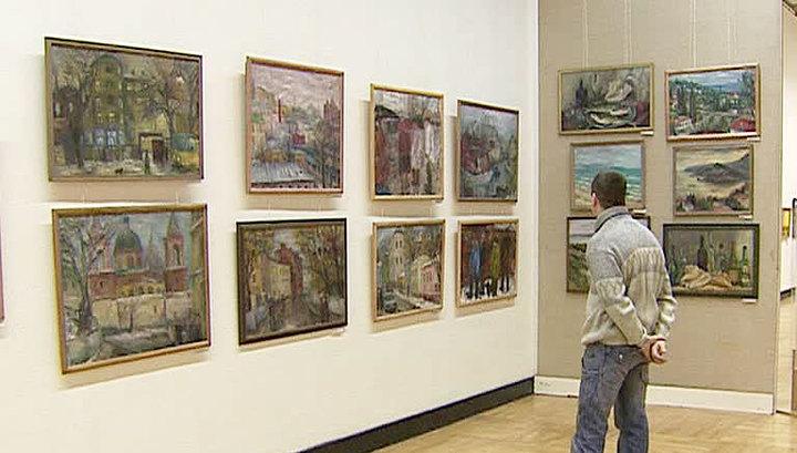 Вандал серьезно повредил картину Репина в Третьяковке