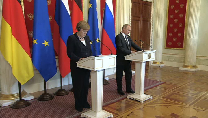 Путин: Запад должен избавиться от фобий прошлого