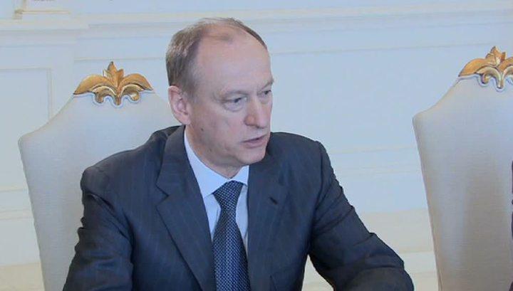 Патрушев встретился с Алиевым и наградил ветеранов