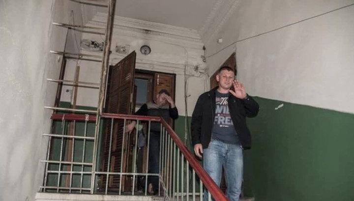 """В Одессе у главного редактора """"сепаратистского"""" издания """"Таймер"""" идет обыск"""