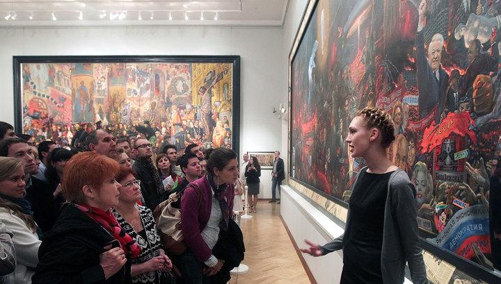 Россию накроет музейная бессонница