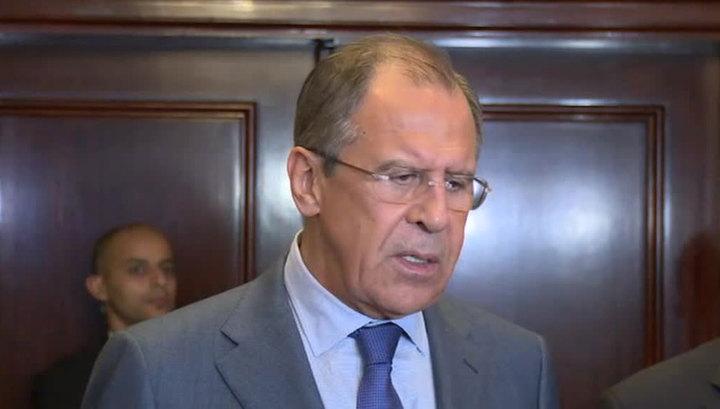 Лавров: в отношениях России и Евросоюза мало точек совпадения