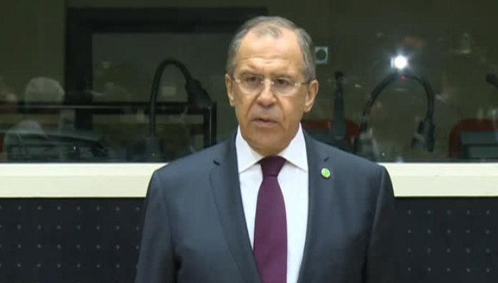 Подвижки есть: Лавров принял участие в переговорах ЕС в Брюсселе