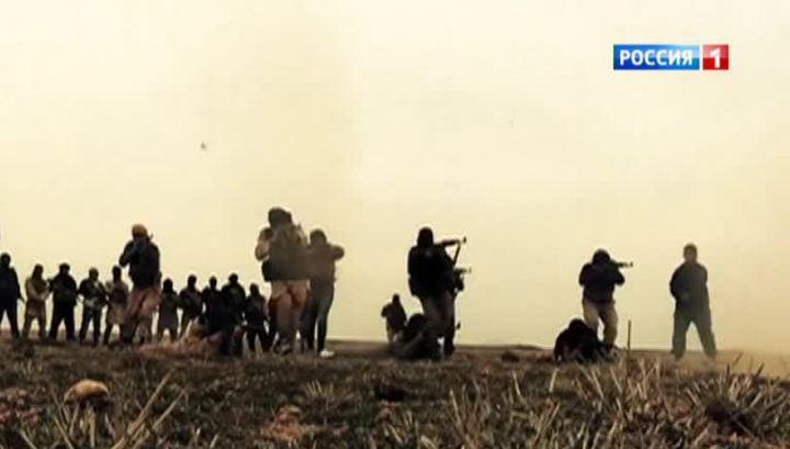 """Боевиков """"Исламского государства"""" не остановила даже Пальмира"""