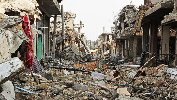 Кривое зеркало политики США в Сирии