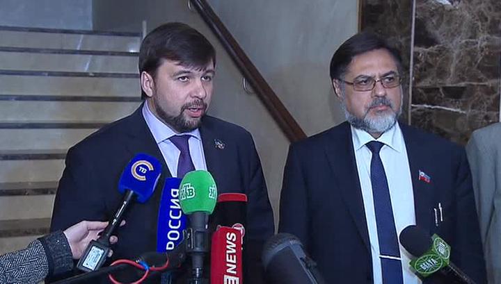 Контактная группа обсудит демилитаризацию Широкина и особый статус Донбасса