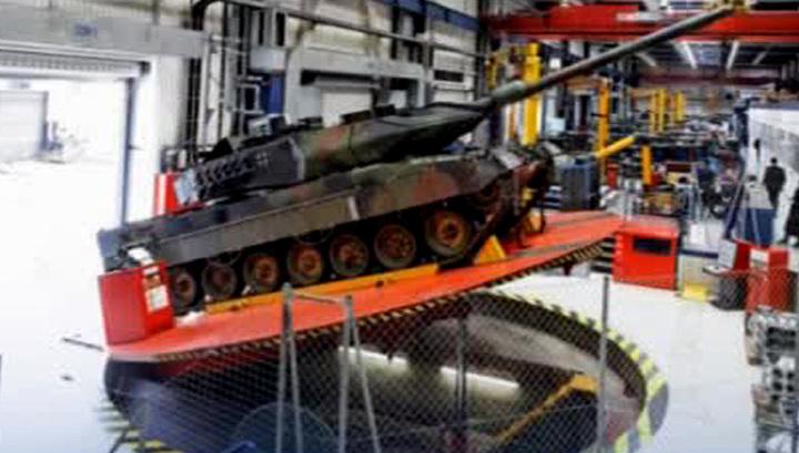 """Российский танк Т-14 """"Армата"""" оказался лучше всего, что есть в Европе"""