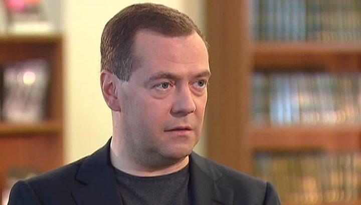 Три напряженных года: Медведев рассказал, как правительство движется к намеченной цели