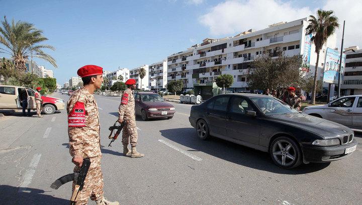 В Ливии задержан танкер под российским флагом