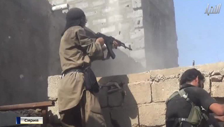 Армия Сирии отбила наступление боевиков на город Алеппо