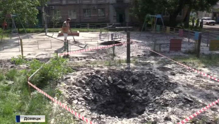 В обход перемирия: силовики возобновили обстрелы Донецкой и Луганской областей