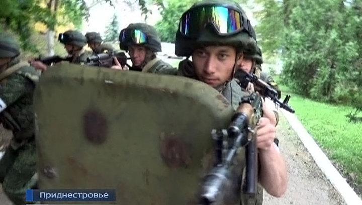 Украина и Молдавия сжимают кольцо вокруг Приднестровья