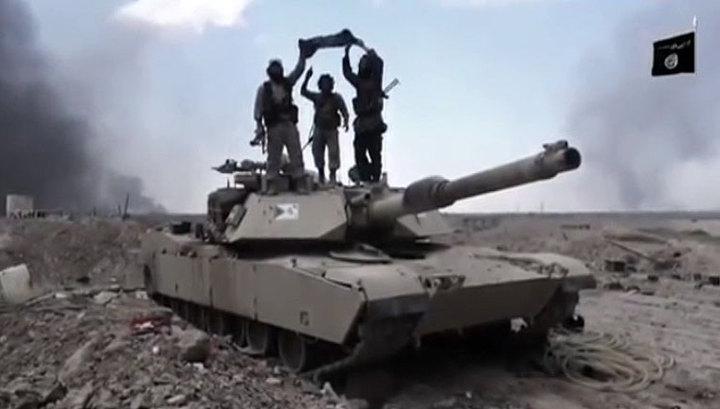 Американская техника в руках ИГИЛ: до захвата ядерного оружия - не больше года