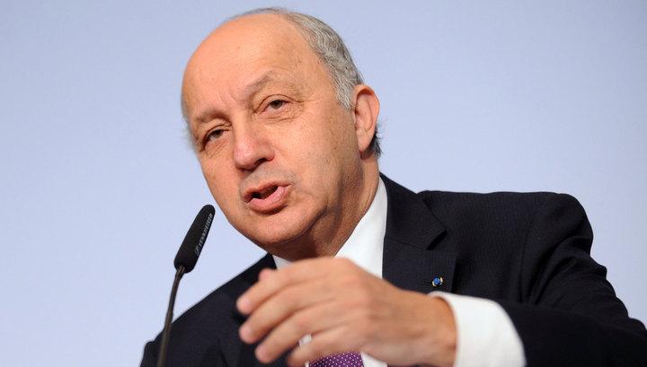 Соглашение по климату заставило прослезиться главу французского МИД