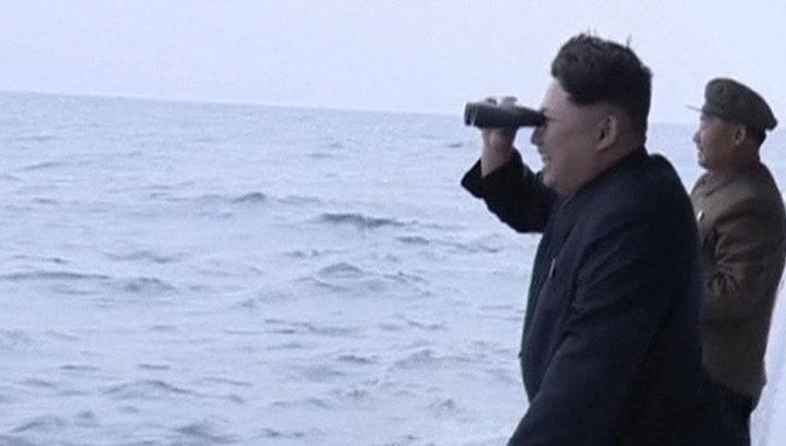 КНДР нанесет удар по США и Южной Корее в случае угрозы