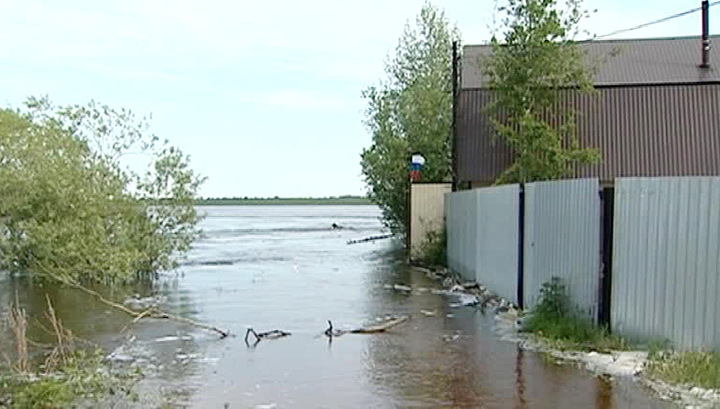 Чрезвычайная ситуация в Нижневартовске: паводок стремительно наступает на город