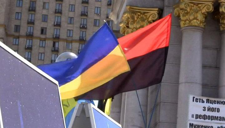 """""""Правый сектор"""" требует провести референдум о недоверии власти"""