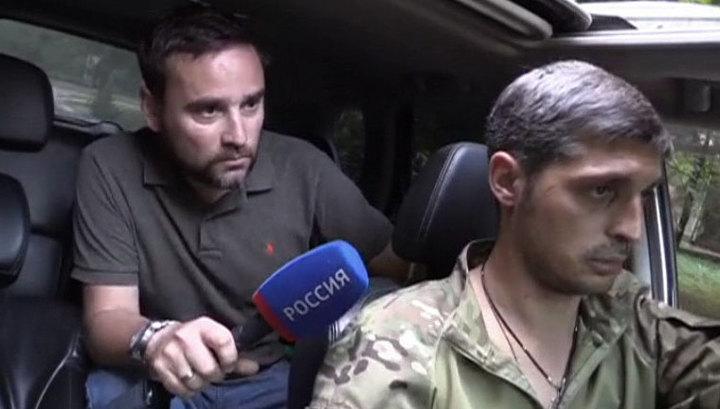 Защитник аэропорта Донецка: слухи о гибели Гиви оказались преувеличены