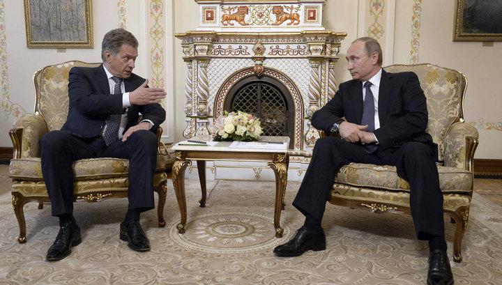 Путин: Киев и Донбасс должны договариваться, иного пути нет