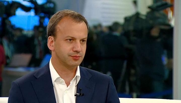 Дворкович: курс 64 рубля за доллар не является критичным