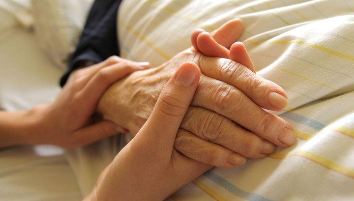условия бывший терапевт пыталась оживить мужа святой водой приближением