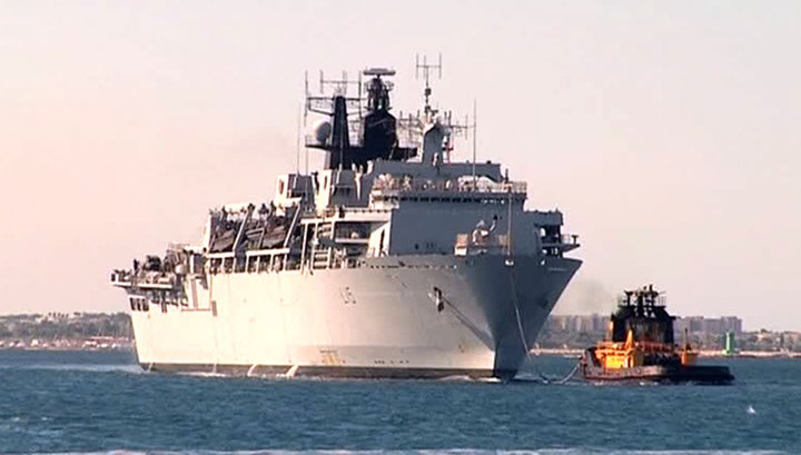 Береговая охрана Италии спасла в Средиземном море 1,4 тысячи мигрантов
