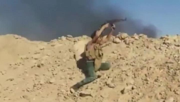 """""""Исламское государство"""" вернуло ключевой город в Сирии"""
