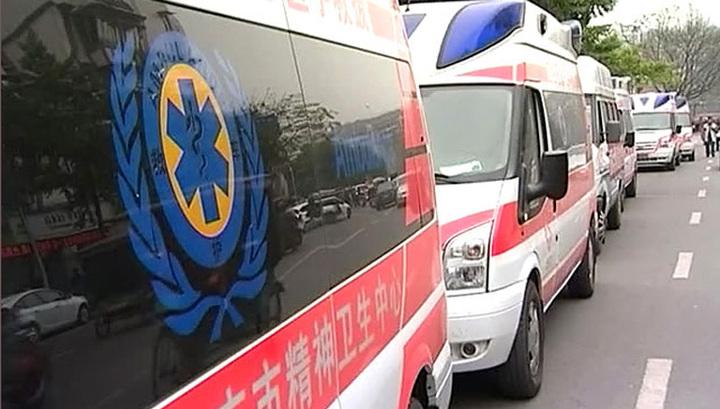 В КНР распространяется пневмония неизвестного происхождения