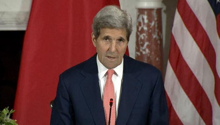 Керри: США не шпионят за главами дружественных стран