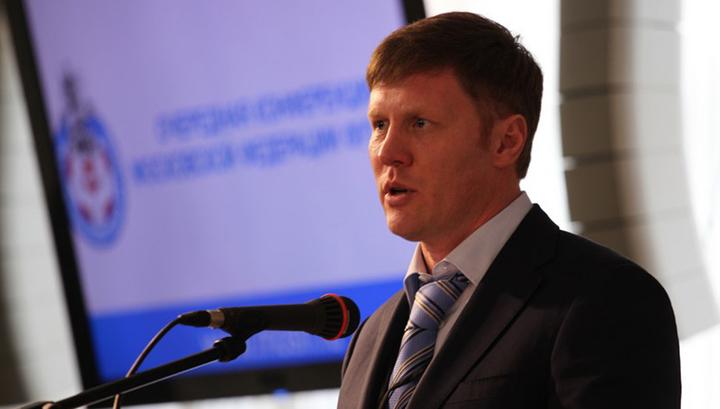 Сергей Анохин остался президентом федерации футбола Москвы