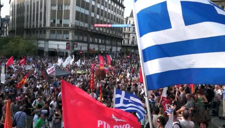 Грецию ждет судьбоносный референдум с непредсказуемым исходом