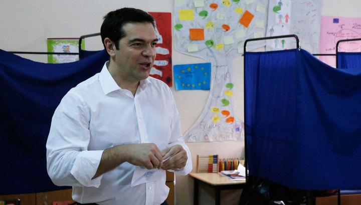 """Греция: предварительно большинство граждан сказали """"нет"""""""