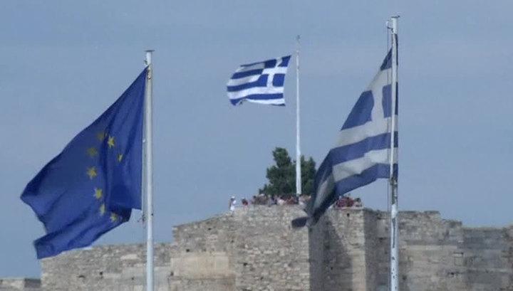 Греция остается в Европе с долгами и закрытыми банками