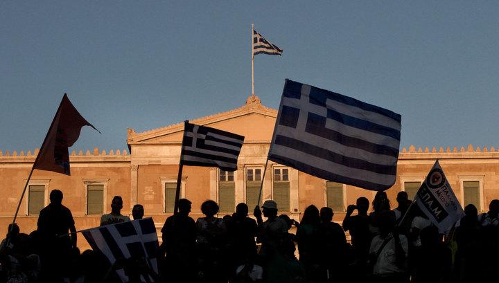 """Подведены окончательные итоги референдума в Греции: народ сказал """"нет"""""""
