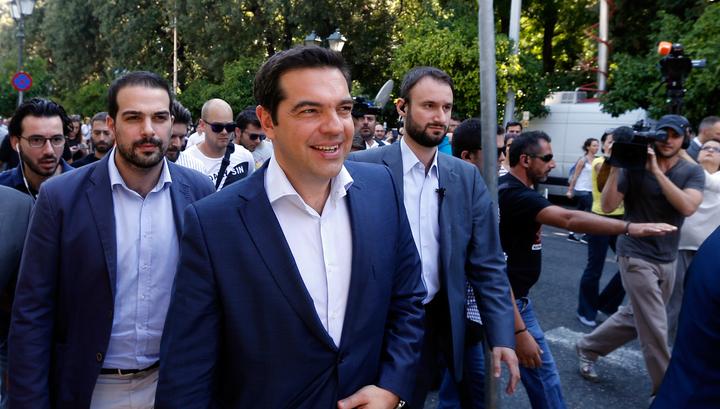 Парламент Греции проголосовал за соглашение с кредиторами