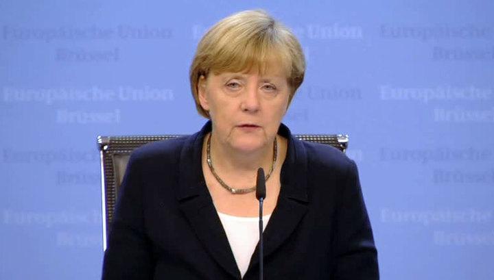 Меркель: Греция может получить новую порцию помощи от ЕС