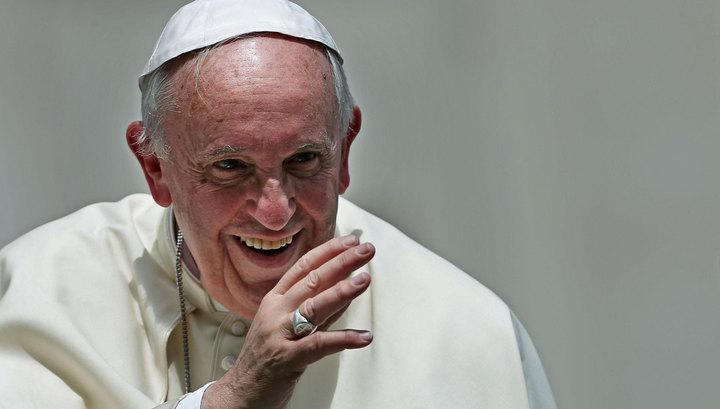 Папа будет говорить с американцами по-испански