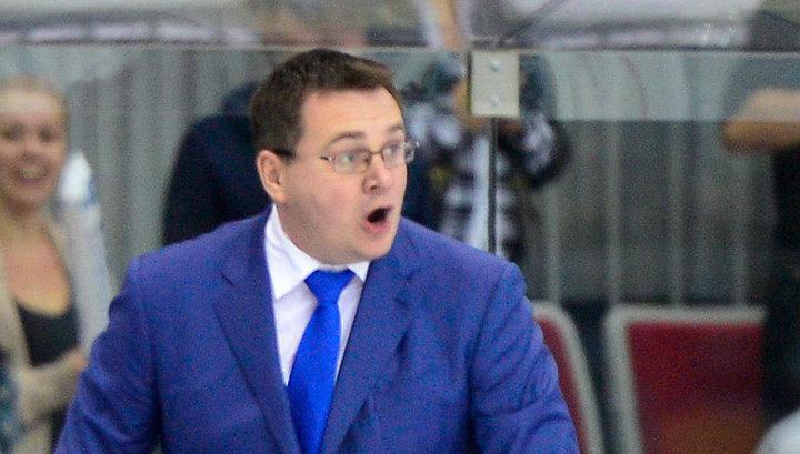 Андрей Назаров продлил контракт с