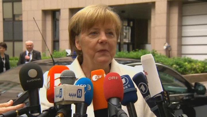 Ангела Меркель: соглашения по Греции на любых условиях не будет