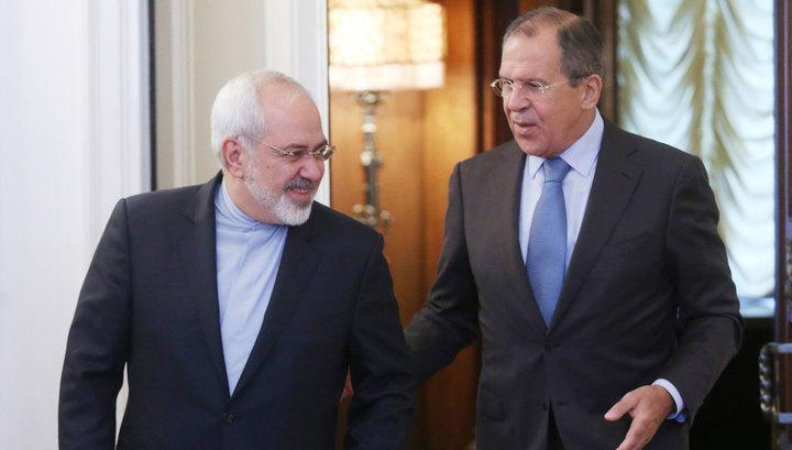 Лавров сказал иранскому коллеге, что он зол, и рассмеялся